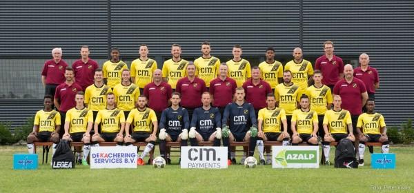 NAC Breda selectie 2015-2016
