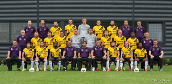 NAC Breda_Selectie 2014-2015