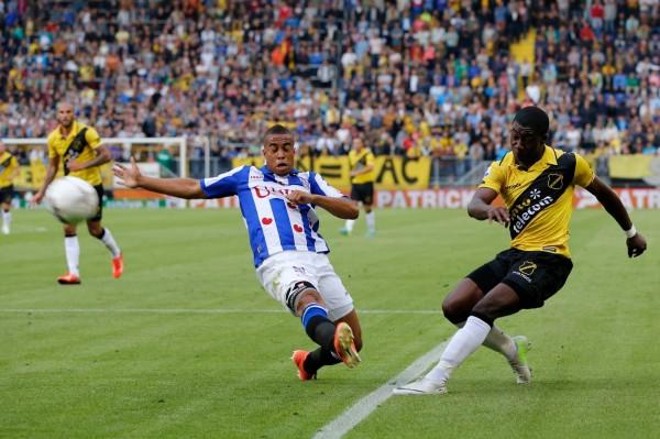 NAC-Heerenveen 0-2  foto: Peter Visser